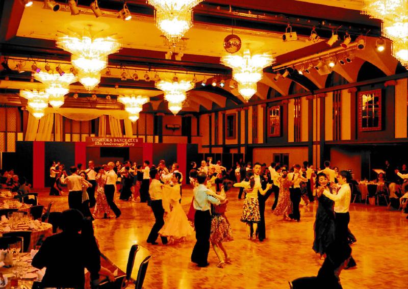 YOSHIOKA DANCE CLUB12周年パーティー