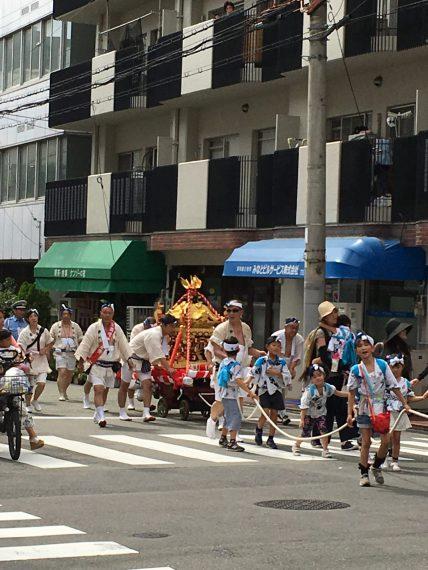 生玉祭り 太鼓